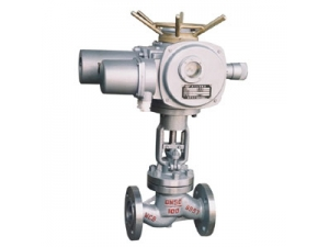 02-J41H-100C电动高压截止阀
