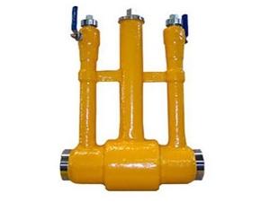 双放散燃气专用全焊接球阀Q361FC